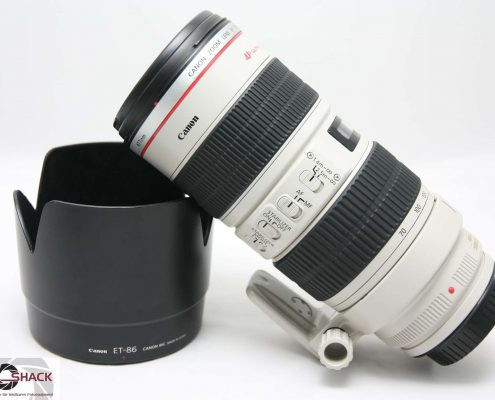 Canon EF 70-200mm 2.8l IS USM